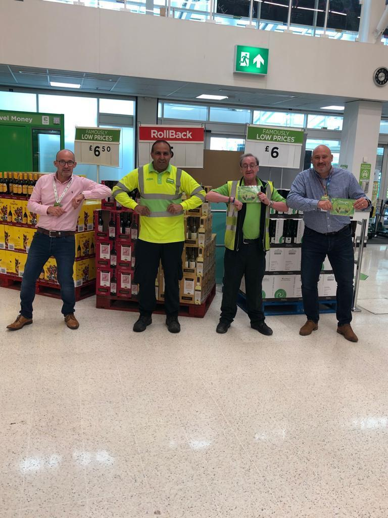 Thank you colleagues | Asda Great Bridge