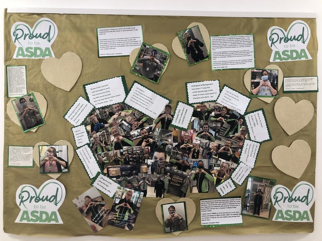 Portadown Proud to be Asda | Asda Portadown