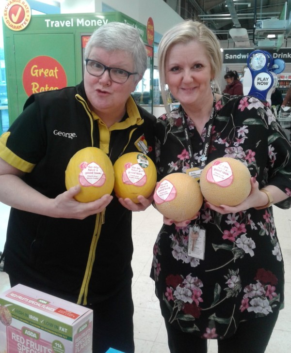 Be Your Breast Friend at Asda Wrexham