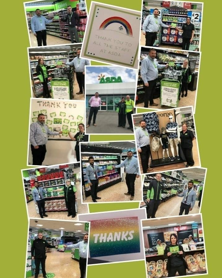 Colleague Thank You Week | Asda Leamington Spa