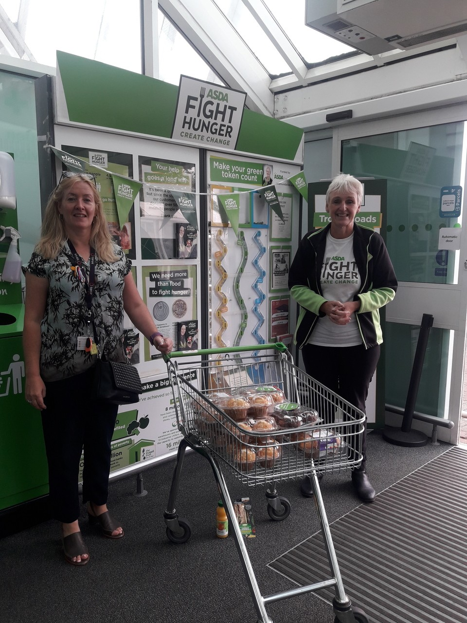 Supporting our local community | Asda St Helens
