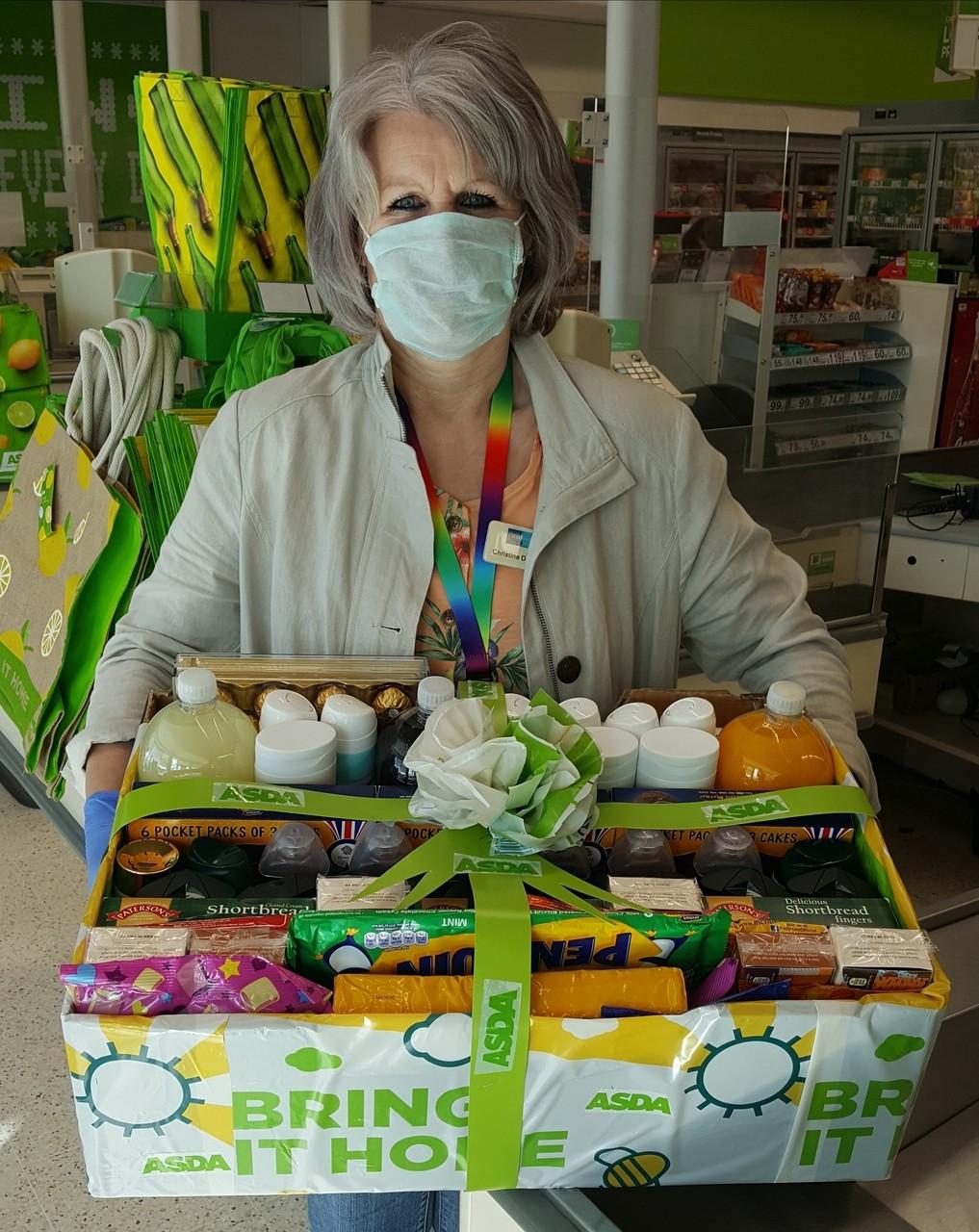 Care home support | Asda Toryglen