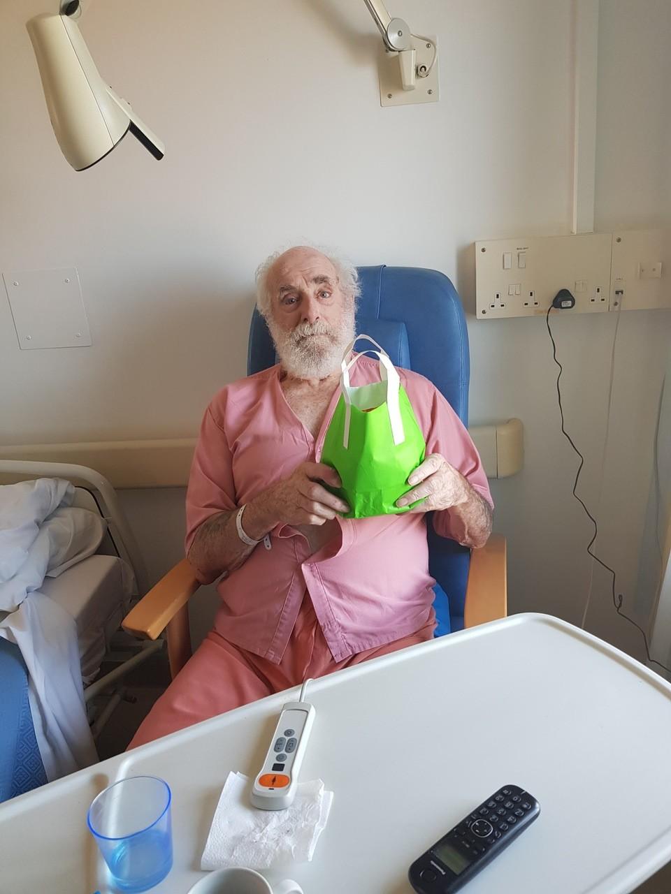 Hospital donation | Asda Gosport