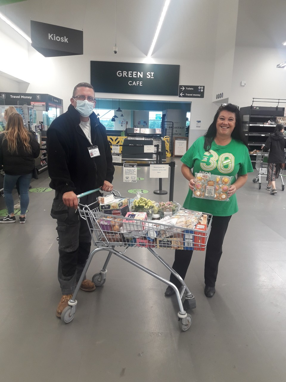 Care home donations | Asda Patchway