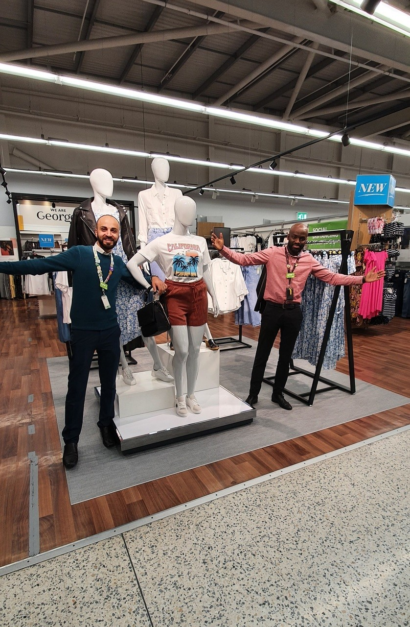 Hayes welcome back 24-hour opening times again from Monday 13th July | Asda Hayes