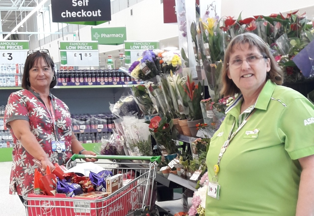 Treats for Our NHS Staff | Asda Westbrook