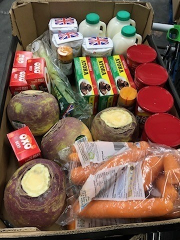 Cookery Class Donation | Asda Glenrothes
