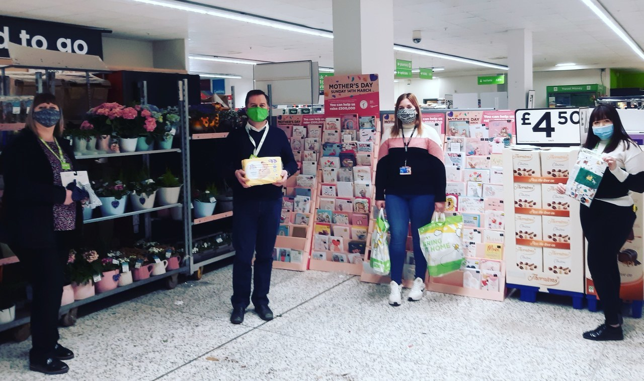 New baby packs for young mums to be | Asda Wolstanton
