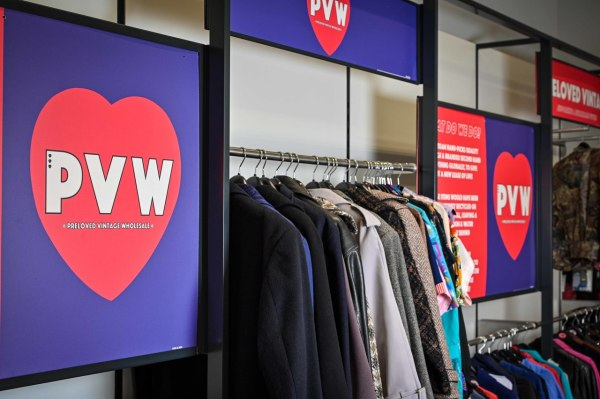 George at Asda launches pre-loved vintage range