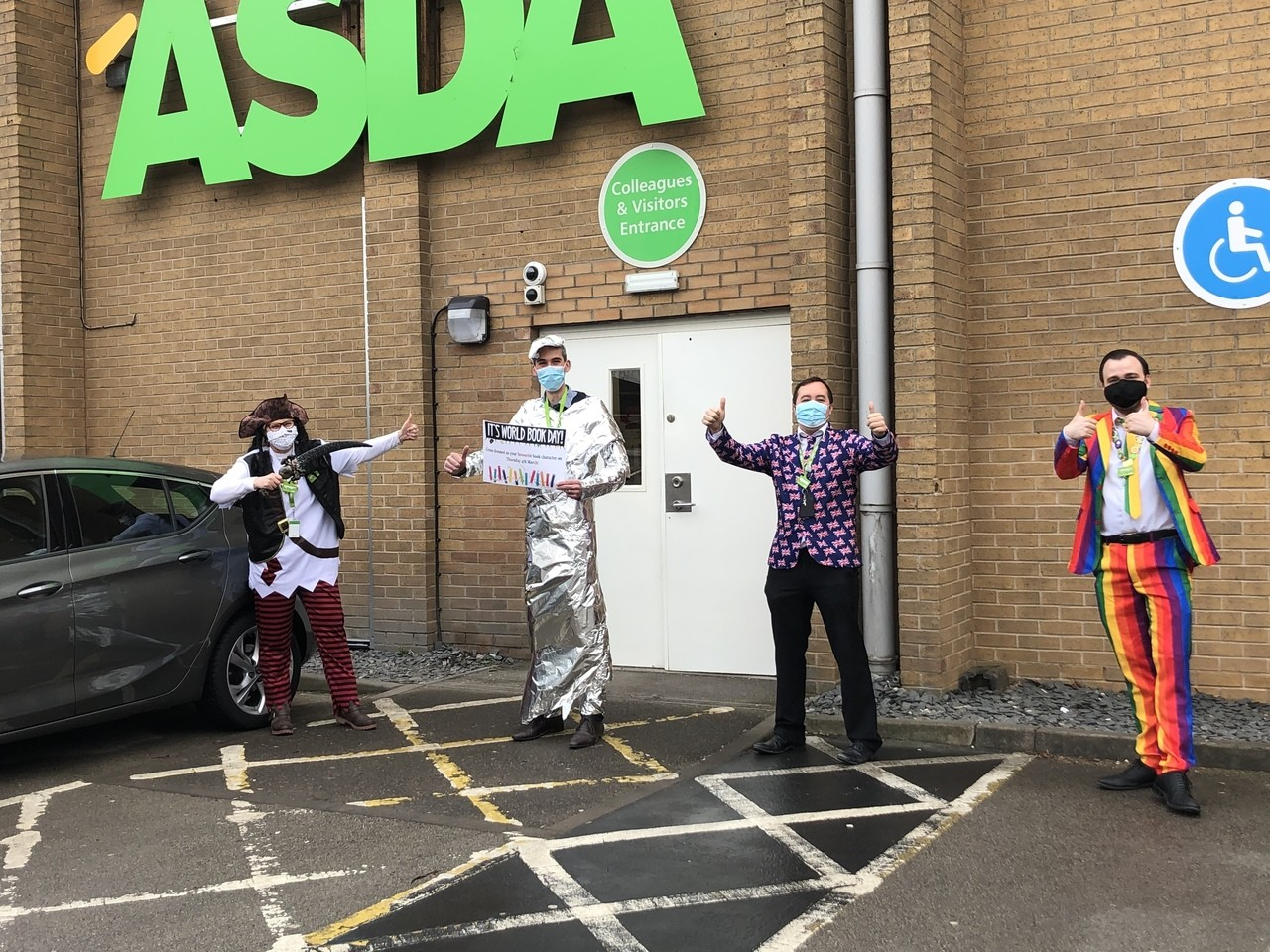 World book day  | Asda Derby