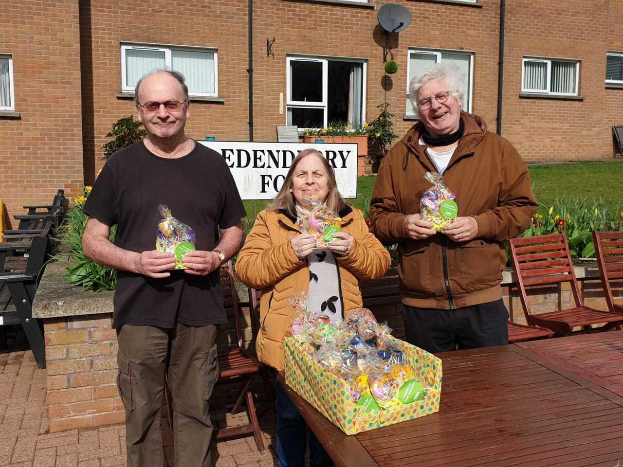 Easter at Edenderry Fold | Asda Portadown