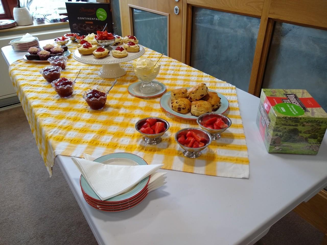 Afternoon tea at Fernbrook Lodge | Asda Gillingham