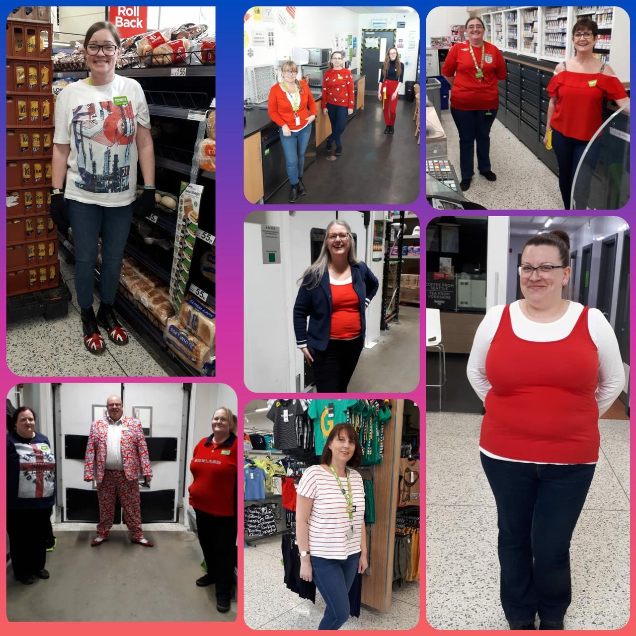VE Day anniversary | Asda Gillingham Pier