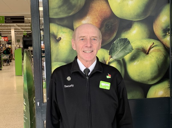Peter Ferry from Asda South Woodham Ferrers