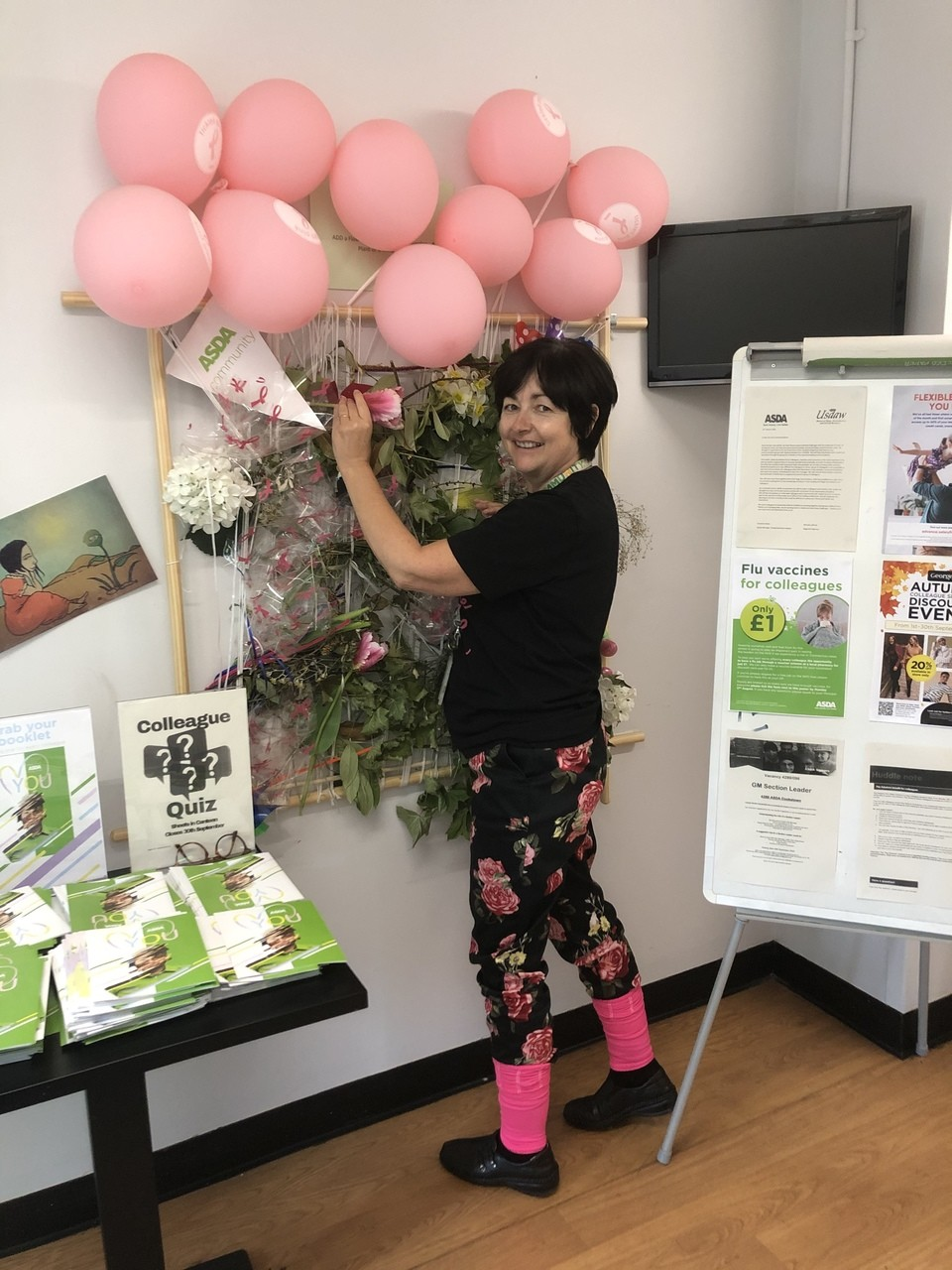 Tickled Pink Preparations  | Asda Cookstown