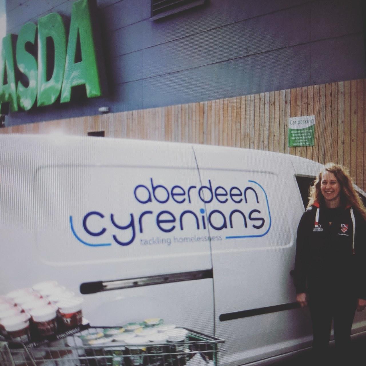 Aberdeen Cyrenians | Asda Dyce