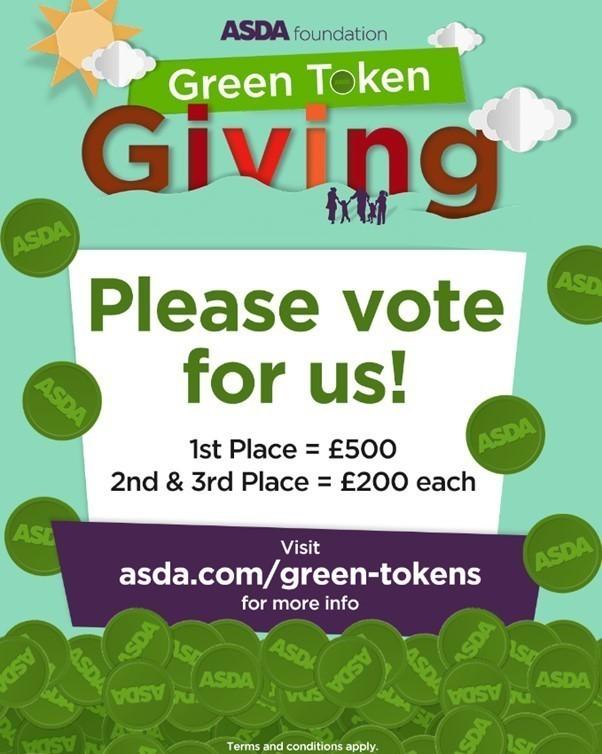 Green Token Giving | Asda Small Heath