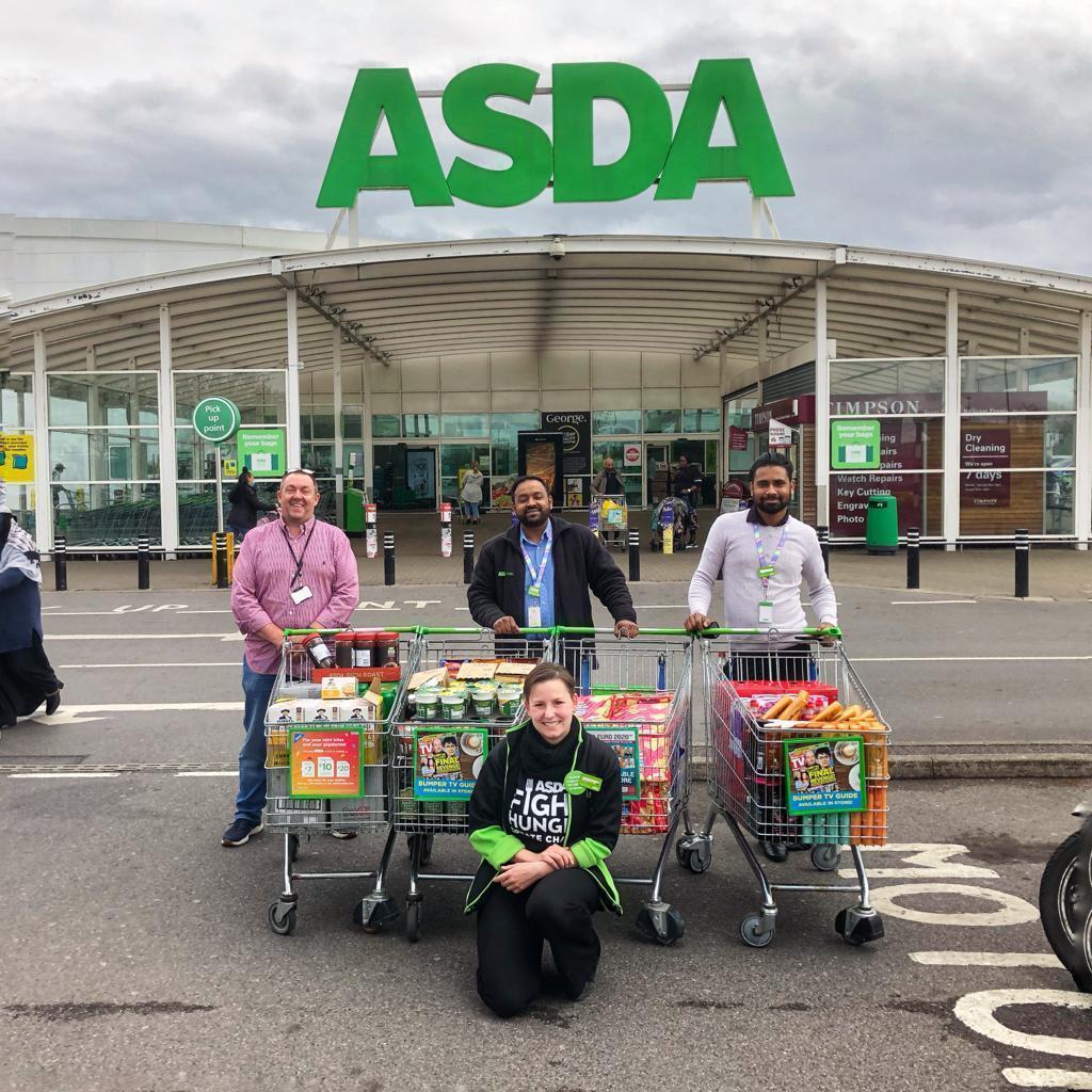 Supporting communities | Asda Leyton Mills