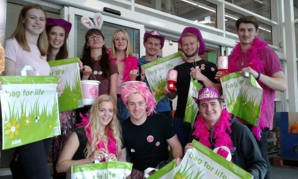 Asda Bournemouth Tickled Pink