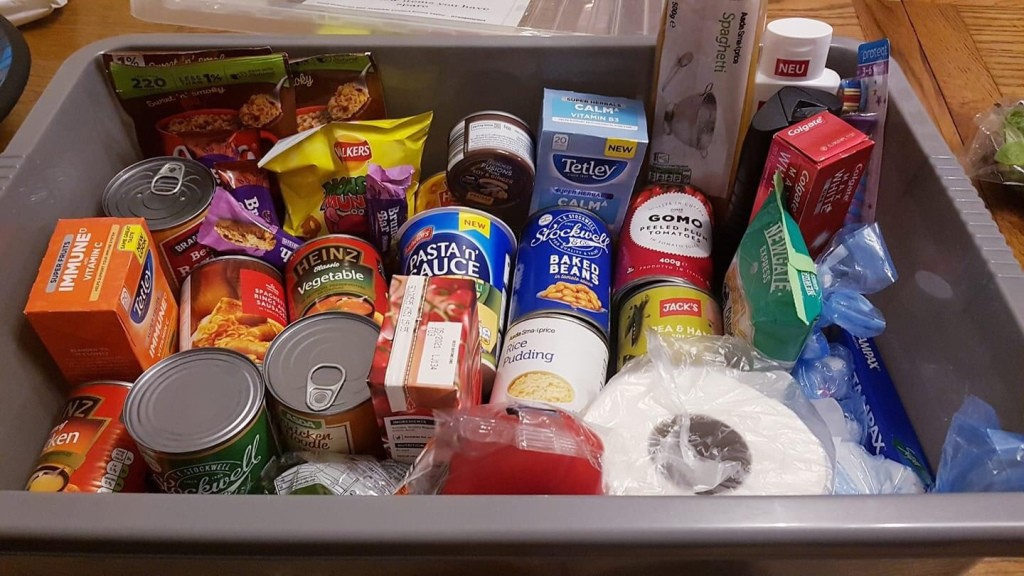 Proud to support Rossendale Food Box Scheme | Asda Rawtenstall