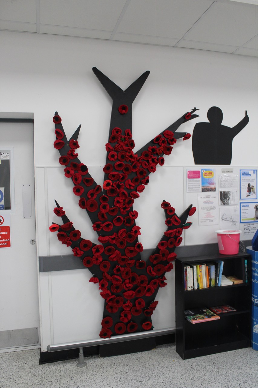 Lest we Forget at Bolton store! | Asda Bolton