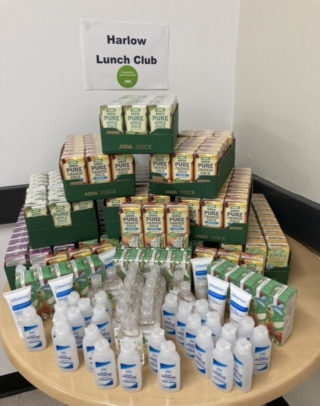 Harlow Lunch Club | Asda Harlow