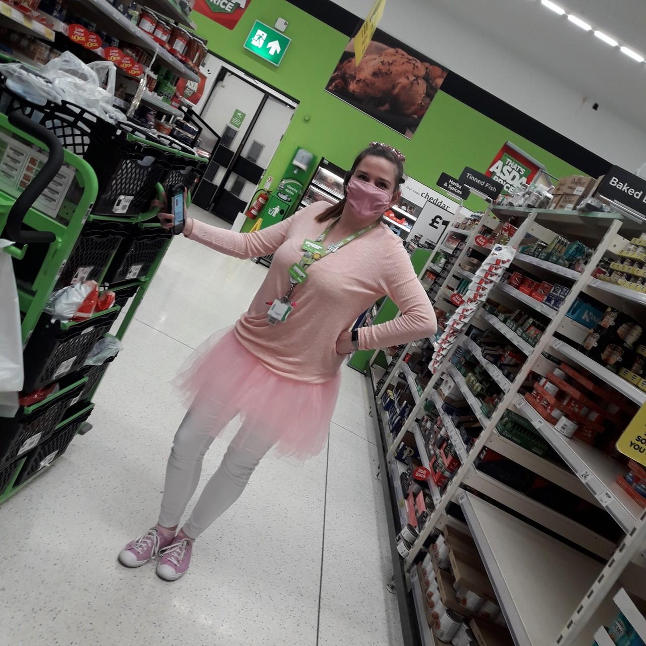 Tickled Pink | Asda Bodmin