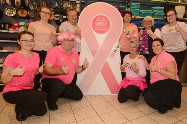 Kilkeel Tickled Pink