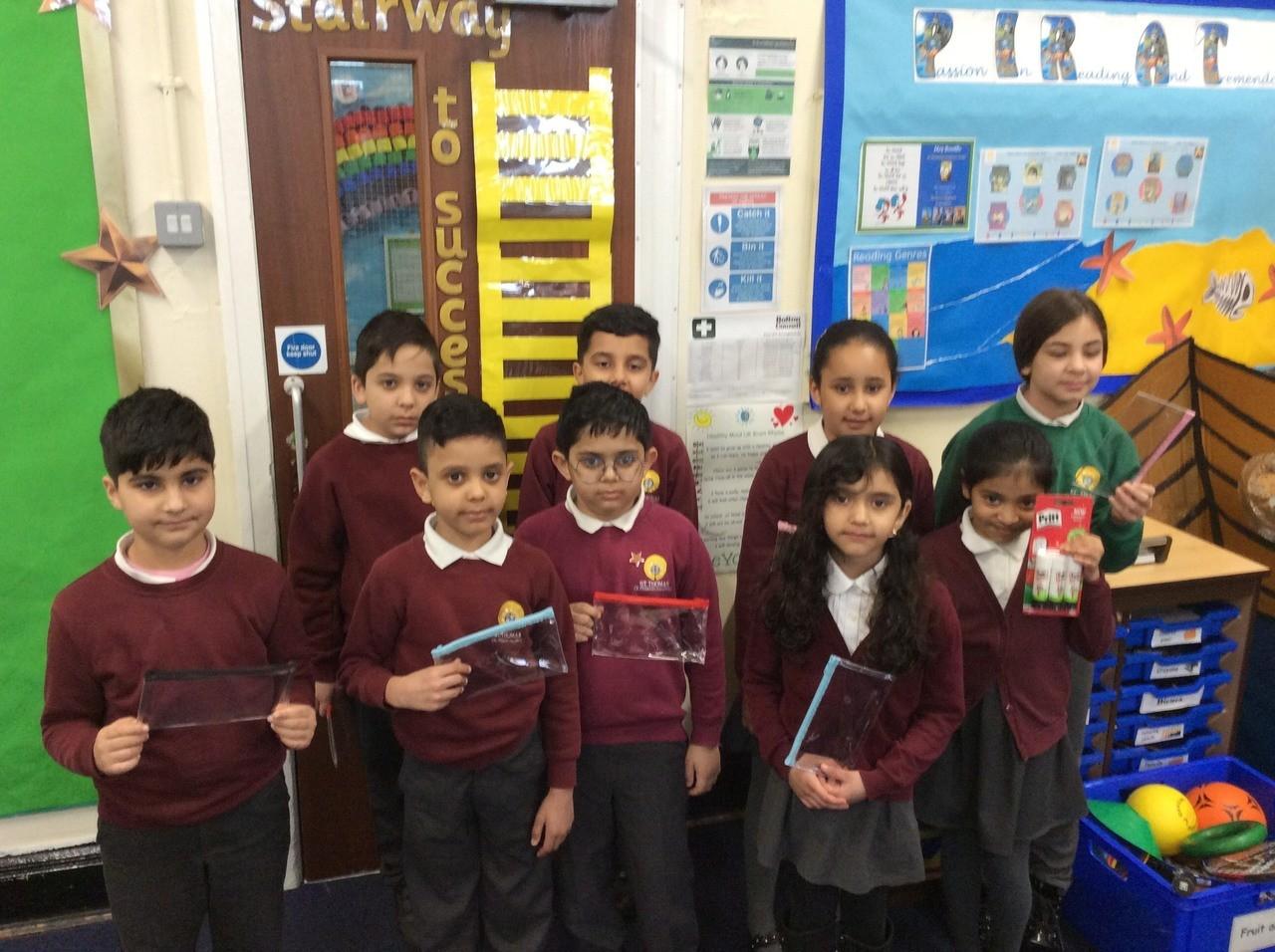 Getting Schools Back On Track grant. | Asda Bolton