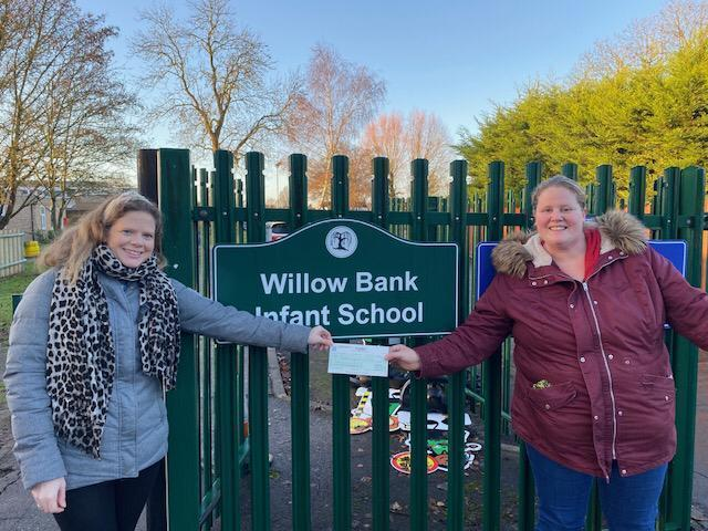 Willow Bank School grant | Asda Lower Earley