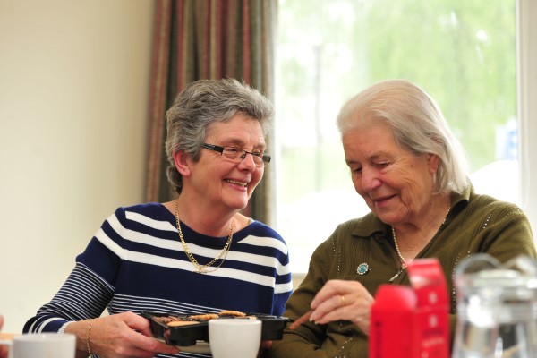 Funding to Royal Voluntary Service reaches £1 million milestone