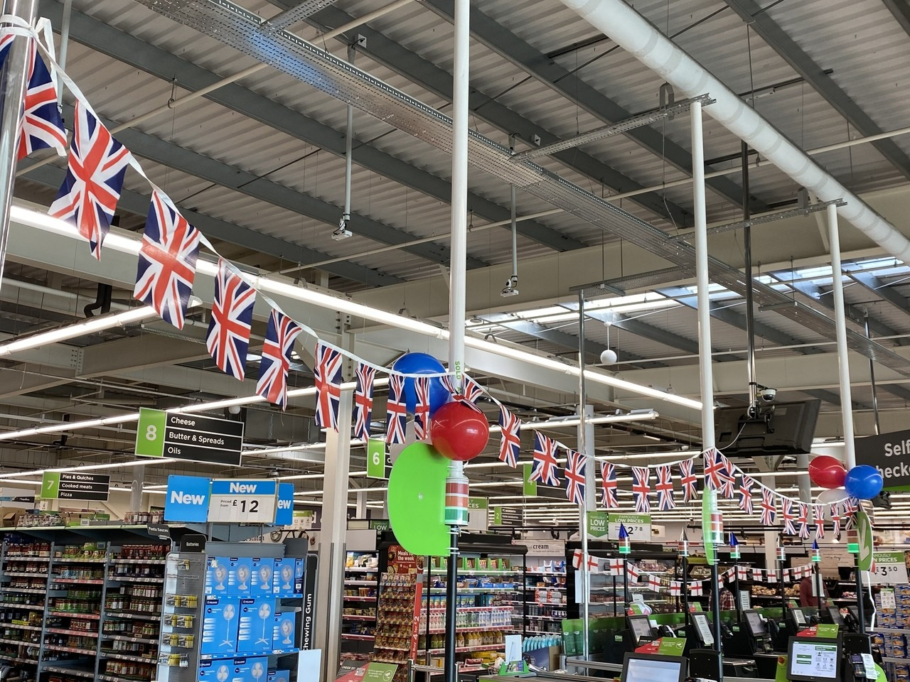 Asda Ware VE Day🇬🇧 | Asda Ware