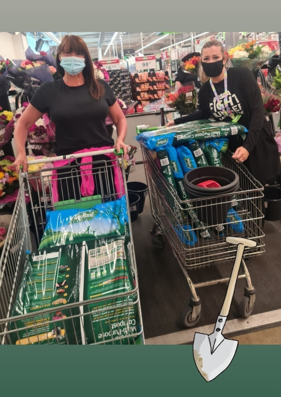 THE WILLOW GARDEN PROJECT DONATION | Asda Fleetwood