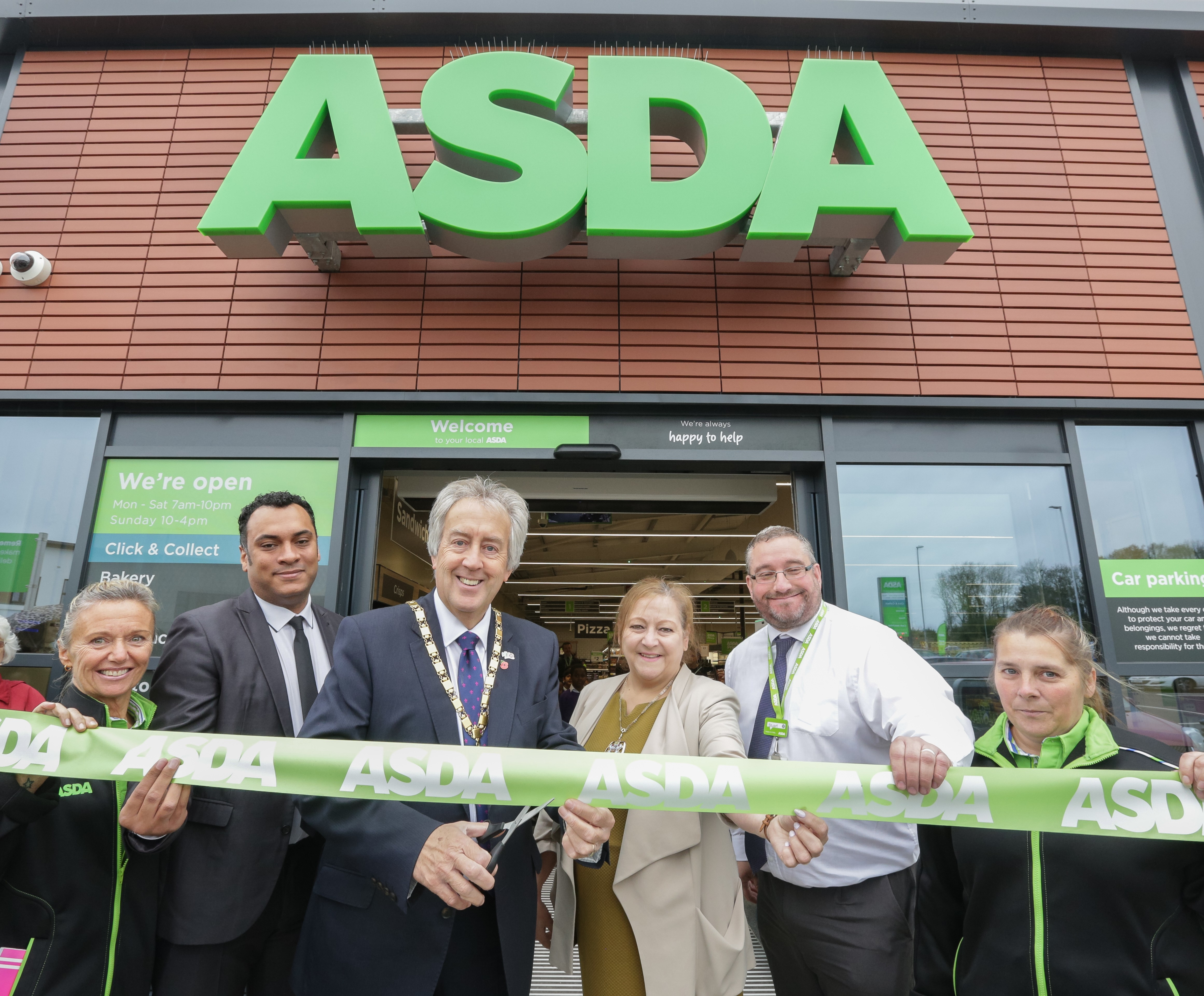 Newton Leys new store
