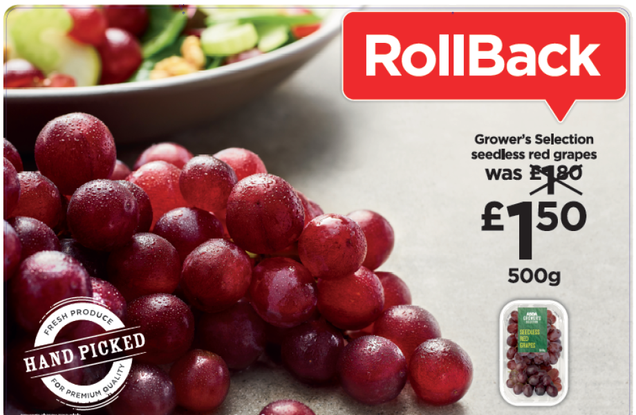 Rollback Grapes