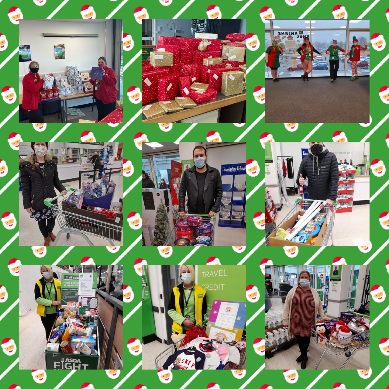 Merry Christmas from Asda North Hykeham | Asda Lincoln North Hykeham