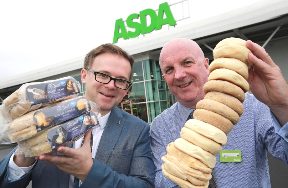 Irwins Bakery secures new Asda deal