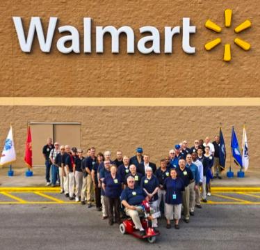 Milton, Florida veterans