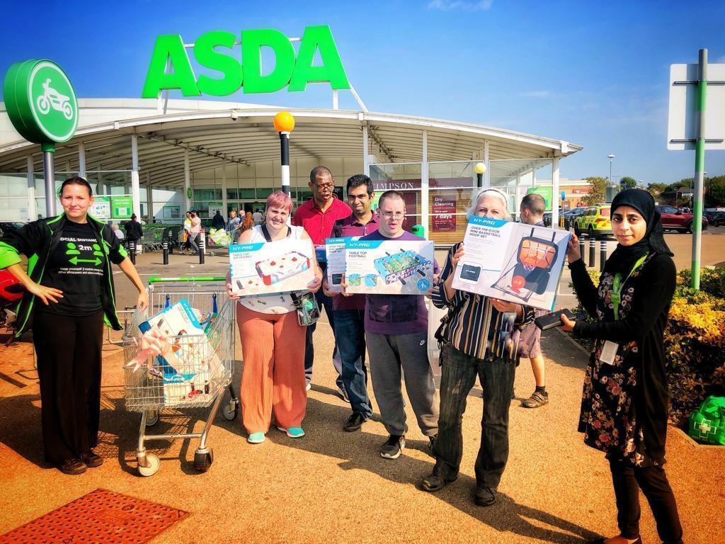 Ellingham Employment Services | Asda Leyton Mills