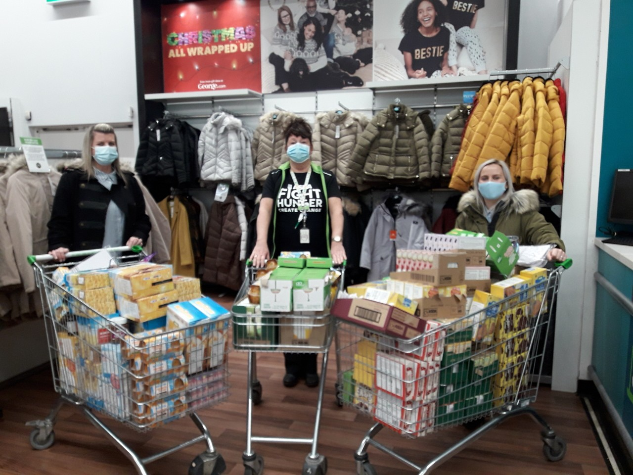 Donations for our local children  | Asda Dundee West