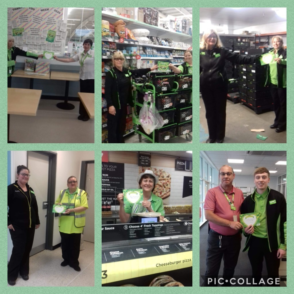 Thanking our amazing colleagues | Asda Lincoln North Hykeham