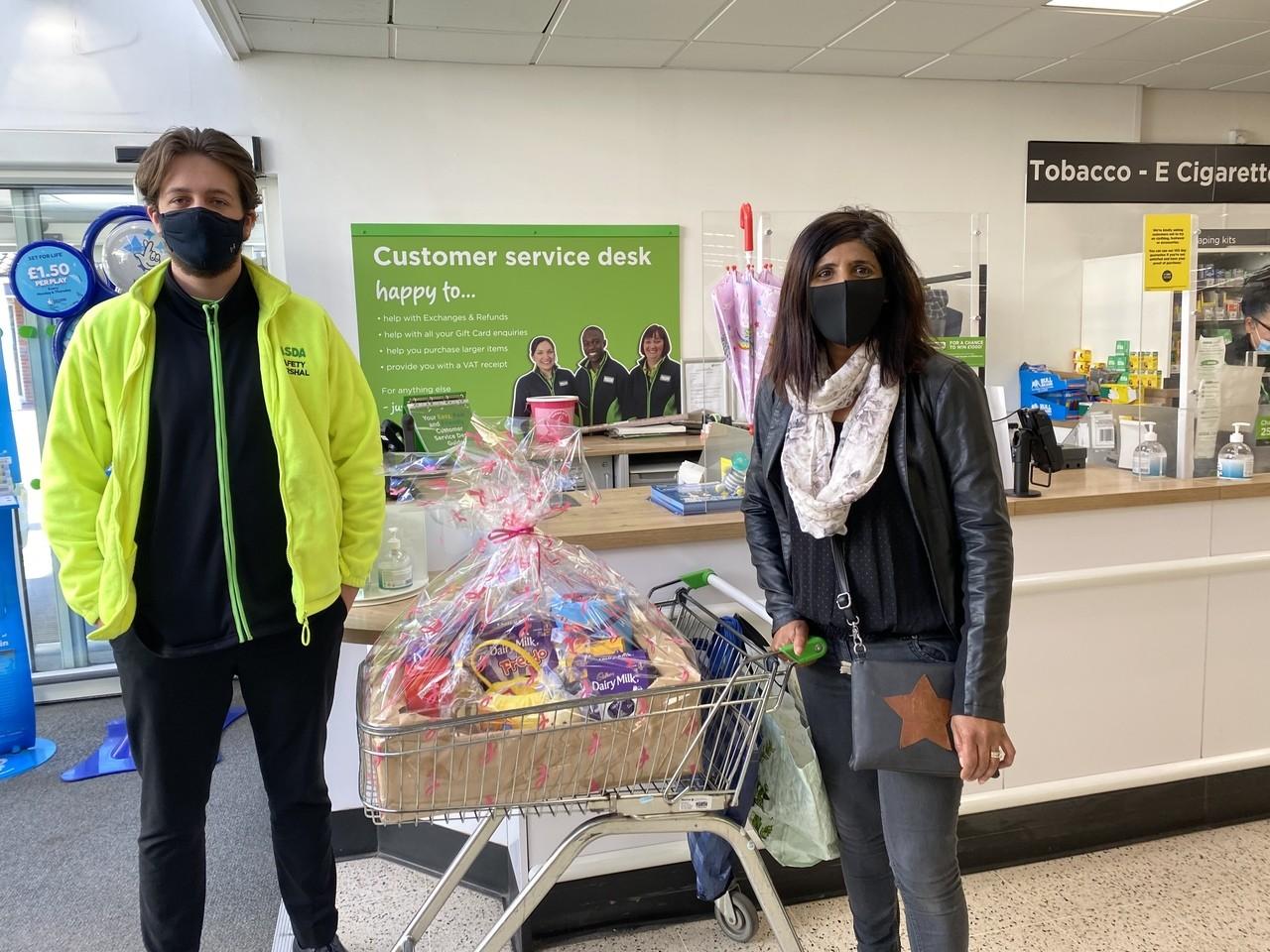 Donation | Asda Chelmsford