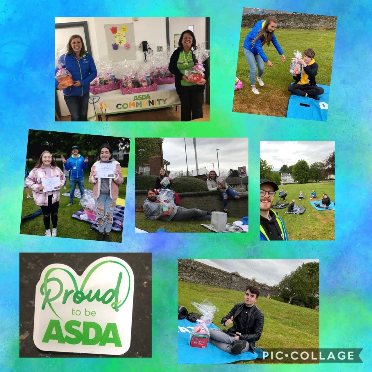 Youth Awards for volunteers | Asda Downpatrick