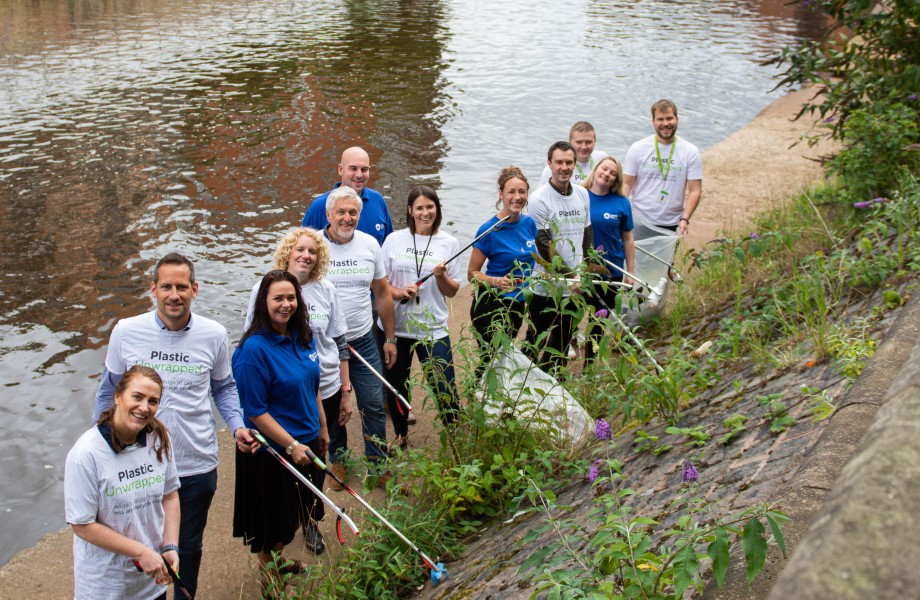 Asda's Big Canal Clean-Up