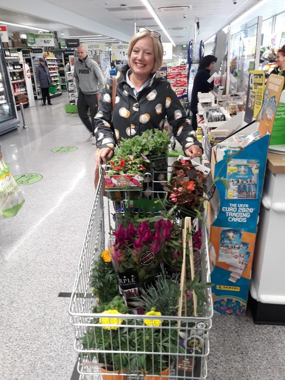 Memorial garden donation | Asda Sedgley
