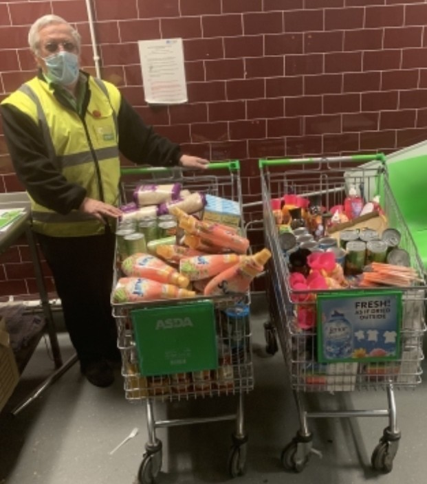 Asda Foundation supporting communities grant for Juice Community project . | Asda Longwell Green