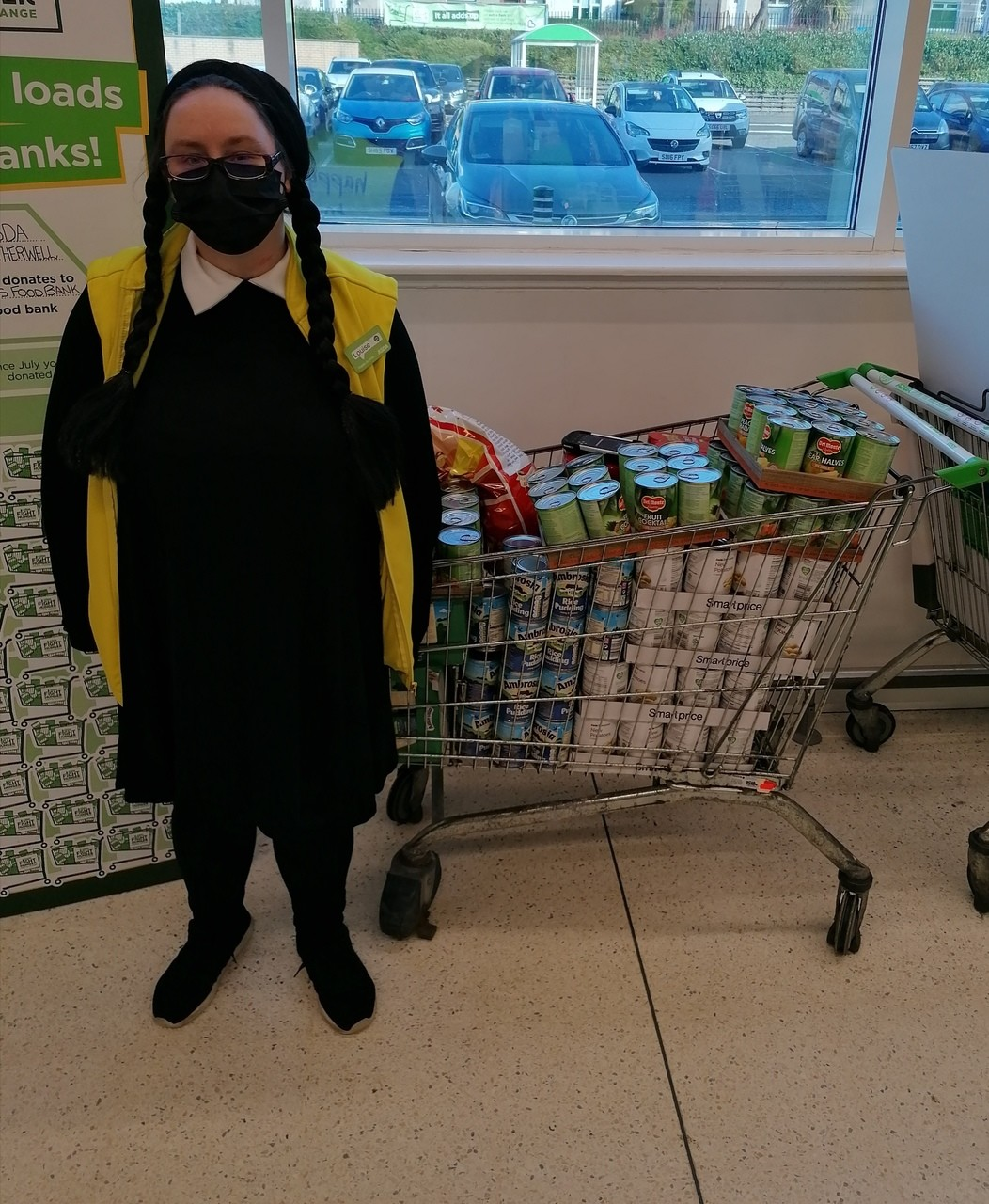 Fighting hunger in our community | Asda Motherwell