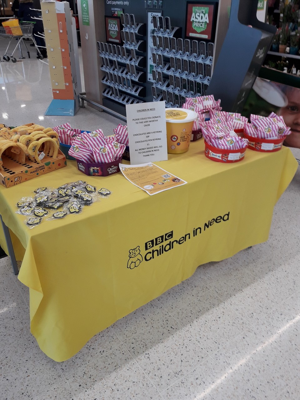 Supporting Children In Need  | Asda Leigh