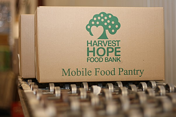 Harvesting Hope, Relieving Hunger for a Military Community photos