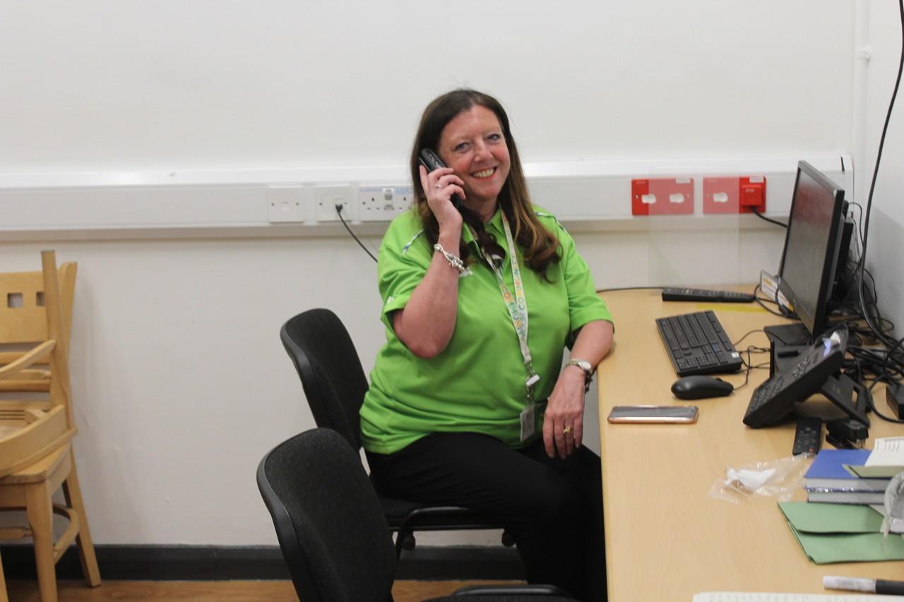Christine helps the community | Asda Bolton